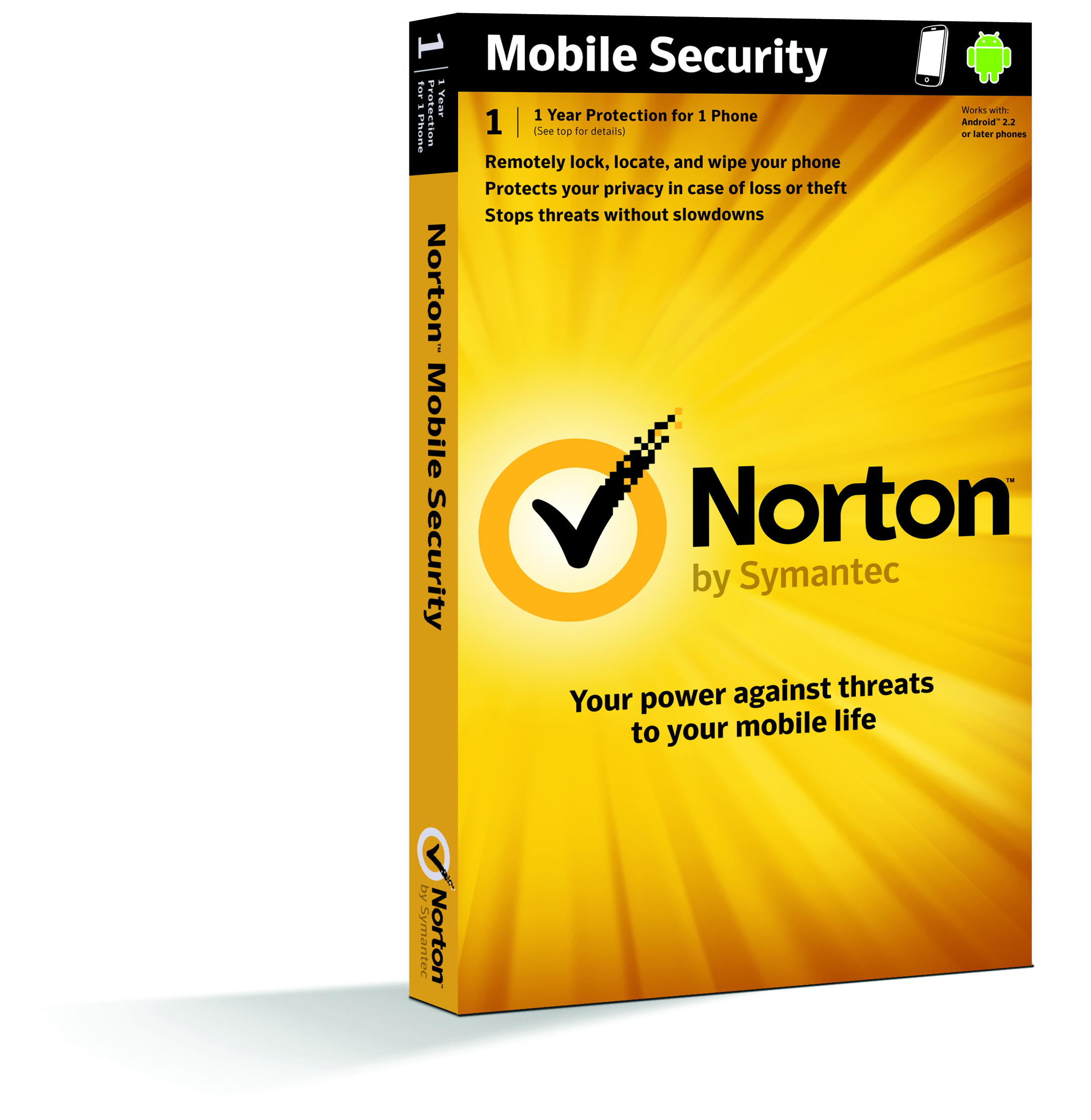 Norton Mobile Security 2.5 1 User MMM