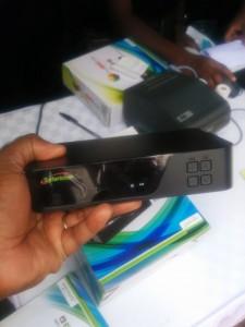 The Safaricom theBigBox STB