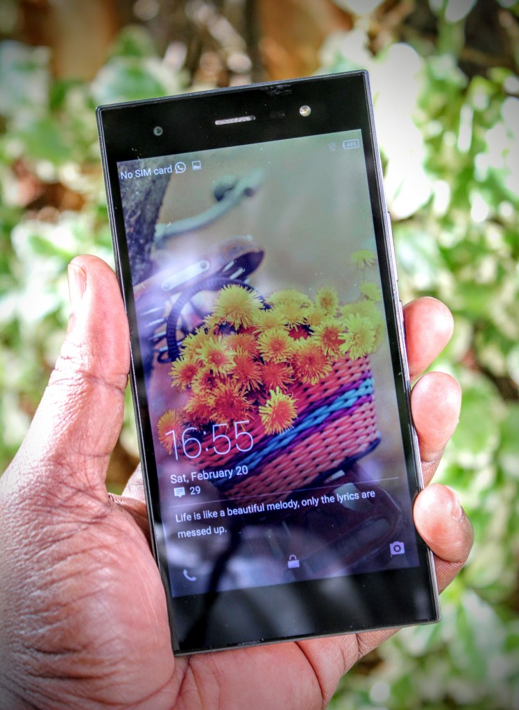 A Review of the Infinix Zero3 Android Smartphone | Moses Kemibaro